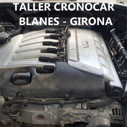 VW Touareg 3.2 CRONOCAR BLANES