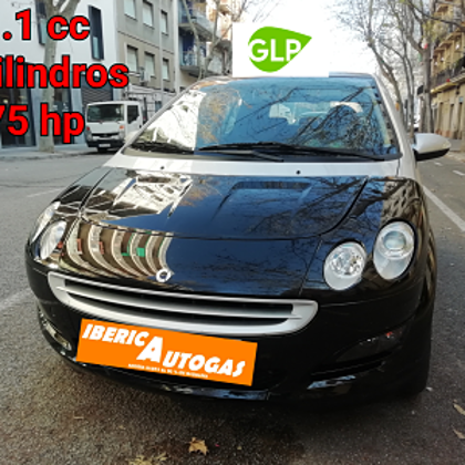 SMART FORFOUR 1.1