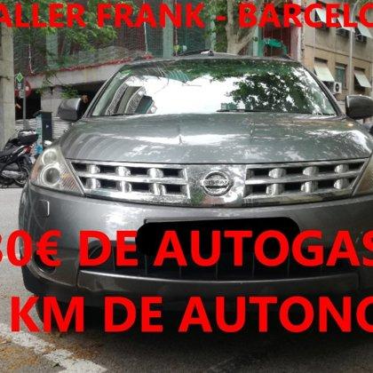 NISSAN MURANO 3.5 - TALLER FRANK BARCELONA