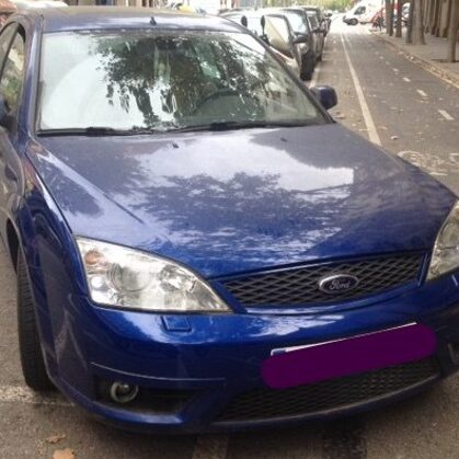 FORD MONDEO ST 220HP